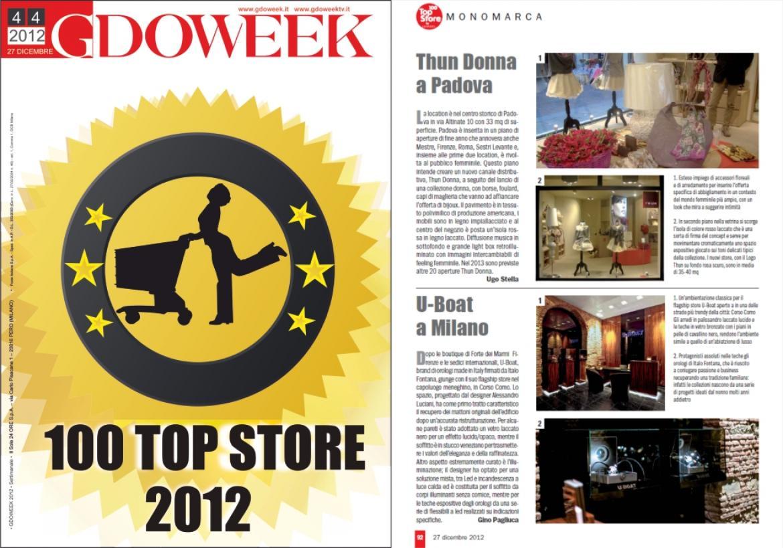 GDOWEEK 100 Top Store Alessandro Luciani