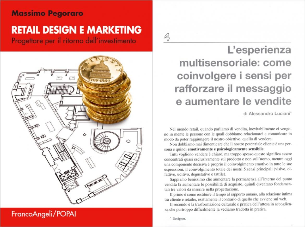 Retail Design e Marketing Book Alessandro Luciani