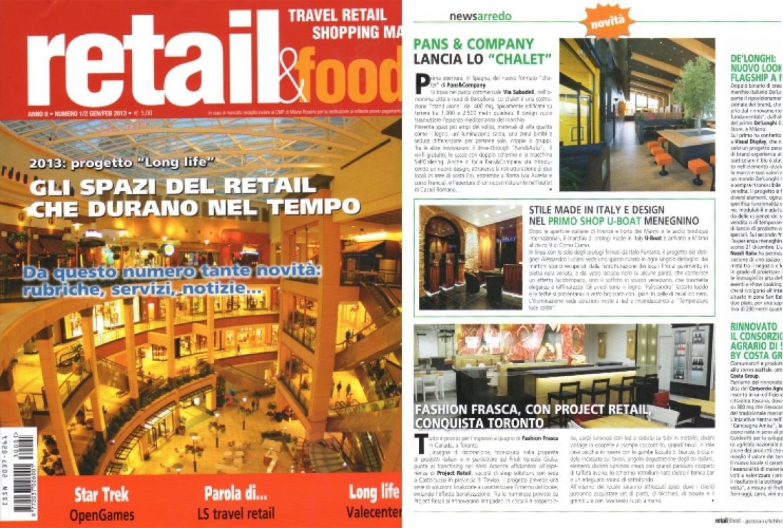 Retail&Food Magazine Alessandro Luciani