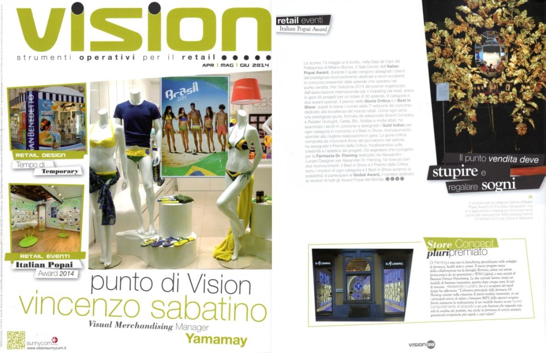 Vision Magazine Alessandro Luciani