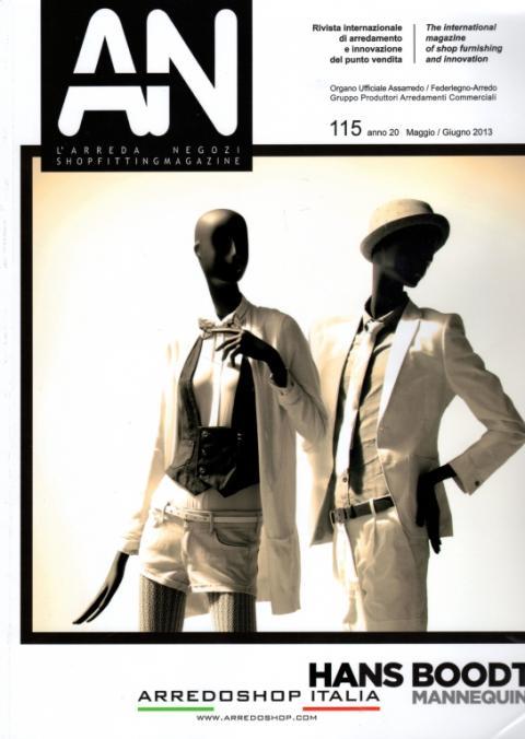 AN L'arreda Negozi Magazine