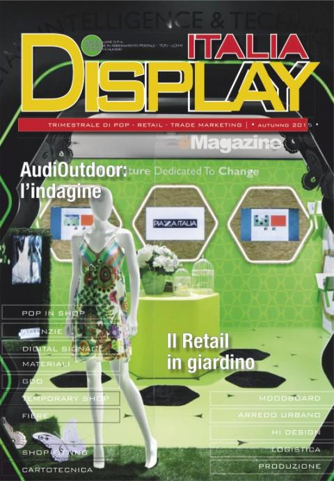 Display Italia Magazine