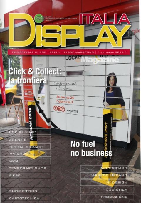 Display Italia Magazine