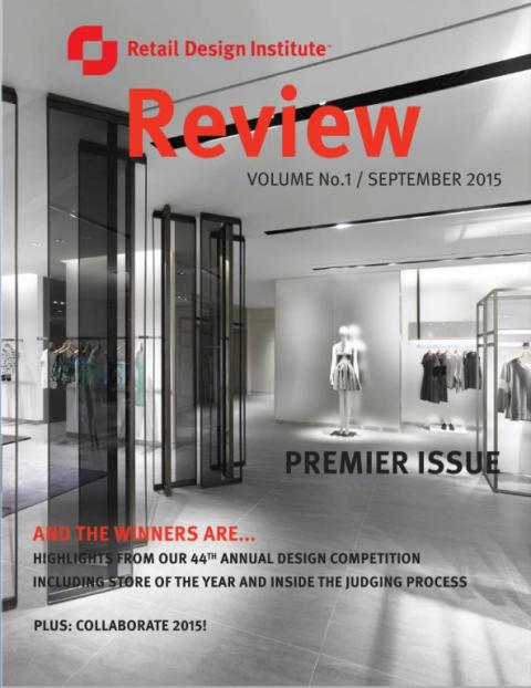 Review Magazine - Retail Design Institute