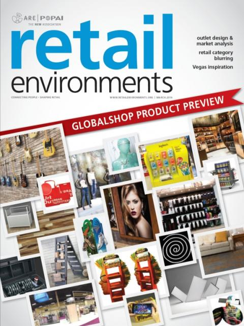 Retail Environments Magazine